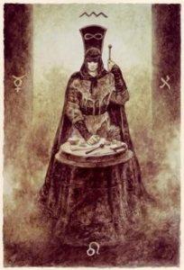 Tarot de Luis Royo